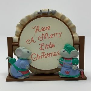 """💡House of Lloyd """"Have a Merry Little Christmas"""""""